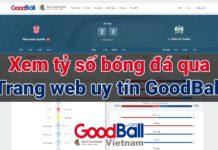 Tìm hiểu về lịch thi đấu bóng đá, dự đoán bóng đá, xem bóng đá trực tuyến, kèo nhà cáicác bạn đừng quên click vào website KQ bóng đáGoodBall.com hoặc web xem trực tiếp bóng đá hôm nayHDZB.tv nhé!