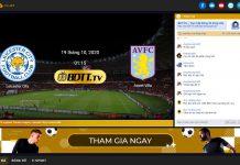 Xem bóng đá trực tiếp tiếng Việt HD tại kênh BDTT.tv